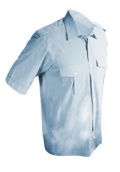 Hemd 1/2 Arm hellblau