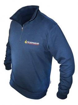 Sweatshirt Zip 451